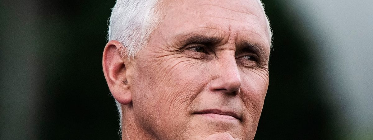 Pence tests negative for COVID-19: Trump