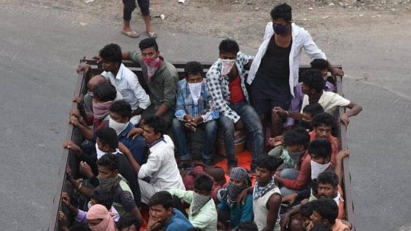 Bihar: Corona fear psychosis posing more threat to migrants than Corona itself
