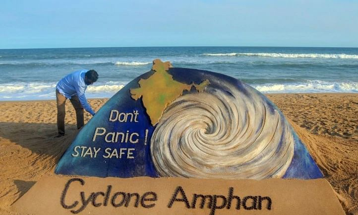 Apprehensive Digha over outcome of the Amphan