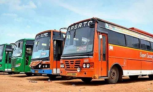 APSRTC resumes bus services in 436 routes