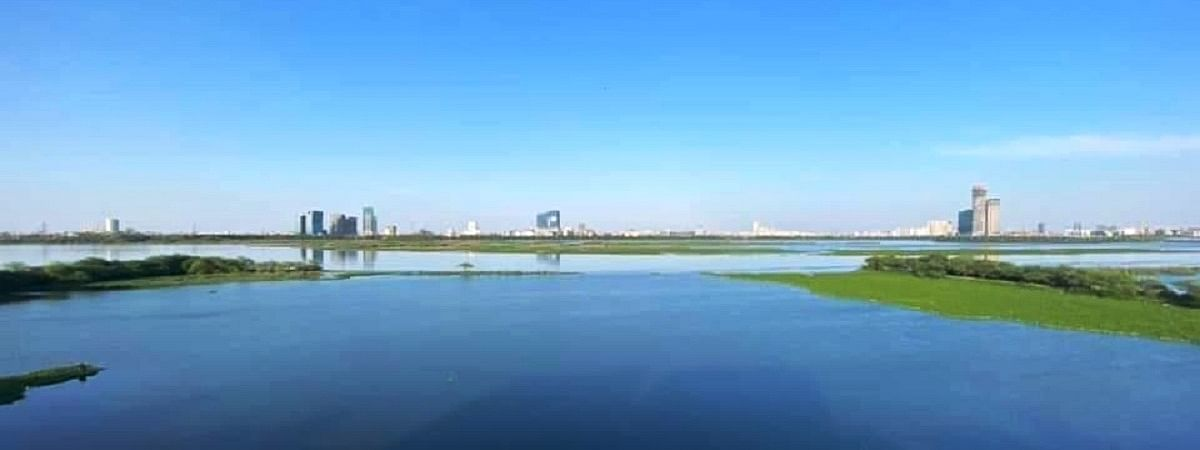Yamuna cleans itself with 2 months of lockdown