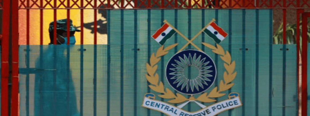 Corona: CRPF headquarters to be sealed in Delhi after staff tests corona positive