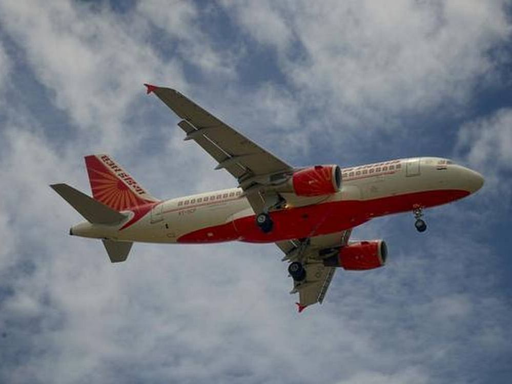 Over 90 AI flights cancelled