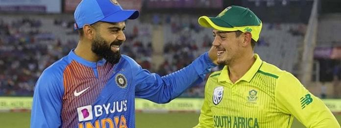 S Africa likely to host India in three T20Is in August