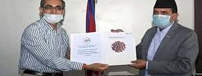 COVID-19: India hands over RT-PCR test kits to Nepal