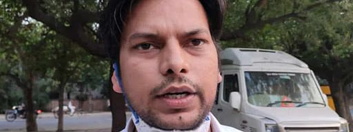 AAP MLA Jarwal & aide sent in four-day police custody in doctor suicide case