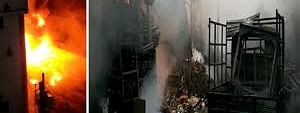 Delhi: Fire breaks out in paper rolls factory