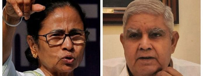 Adversarial position not right approach: Guv to Mamata