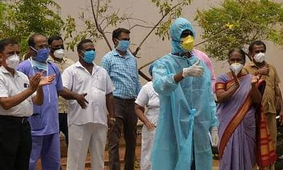 Jharkhand: 11 Corona recovered patients discharged from CCL Hosp