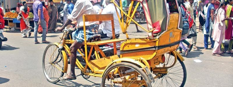 Plying of autos, cycle rickshaws allowed in TN, sans Chennai & containment zones