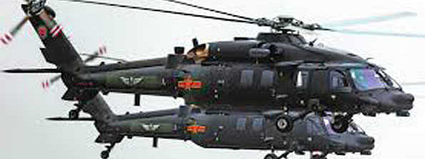 Chinese choppers spotted along LAC in Eastern Ladakh: Sources