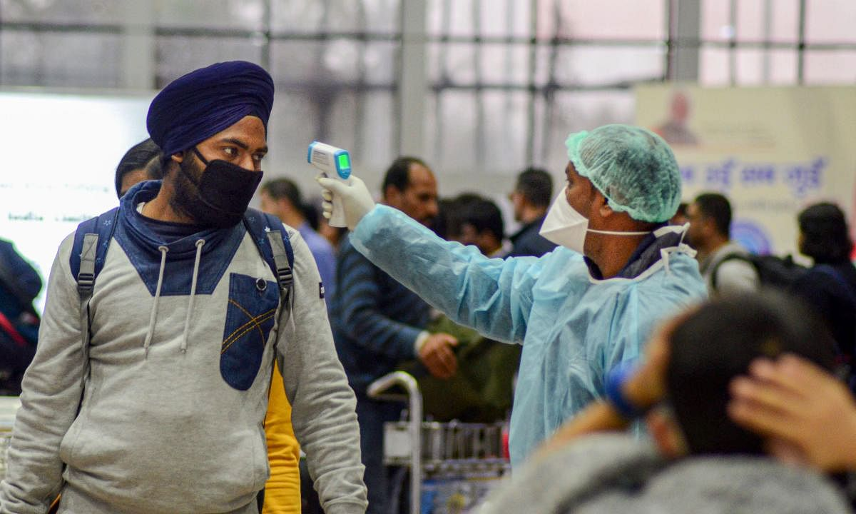 Air traveller from Ahmedabad tests COVID positive in Guwahati