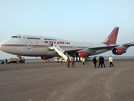 Third batch of stranded Gulf Indians come home