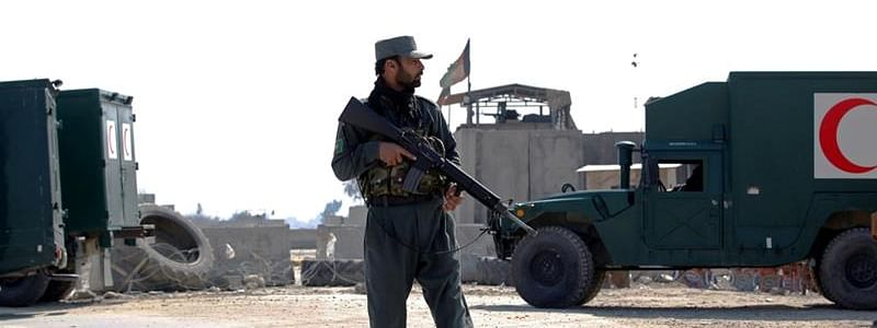 Four security force members killed in Afghan clashes: police
