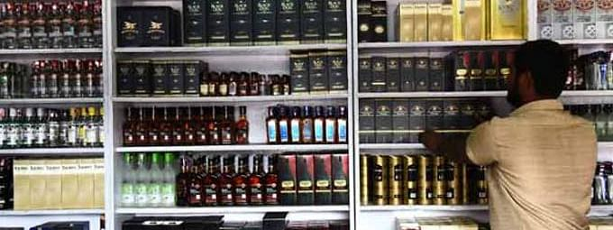 Liquor shops open in Telangana after 42 days
