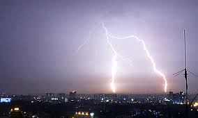 Thunderstorm with lightning likely in AP, Telangana