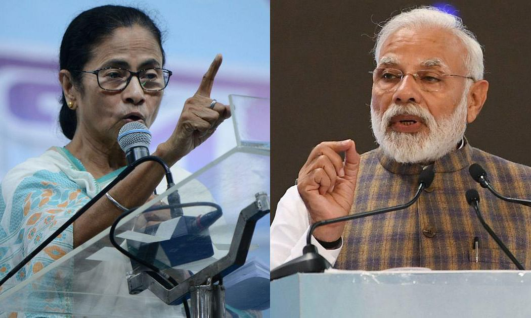 Fight against Covid-19 inadvertently assumes political overtones in Bengal