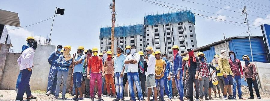 Delhi govt to appoint nodal officers for monitoring construction workers' issues