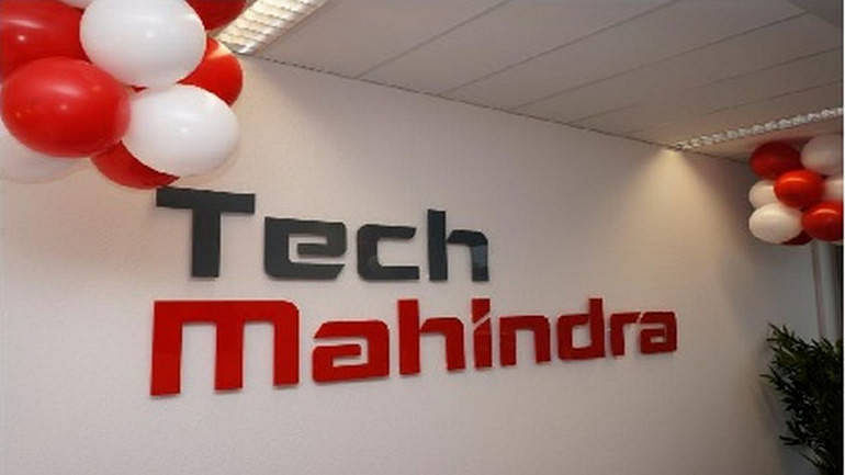 Tech Mahindra down by 5.26 pc to Rs 515.75