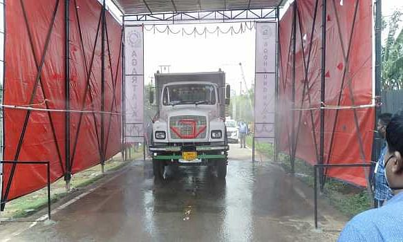 Import from Bangladesh and interstate trucks increase Covid risk in Tripura