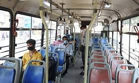 All Delhi bus drivers asked not to ply buses, if there are more than 20 passengers