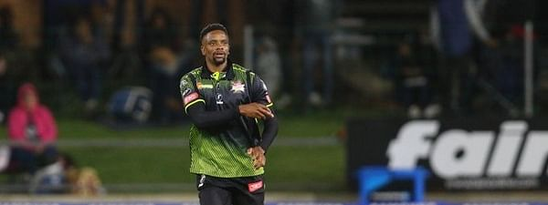 Proteas cricketer Nqweni tests positive for COVID-19