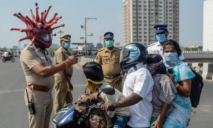 4.92 lakh people arrested, Rs 6.39 cr fine collected in TN for lockdown violations