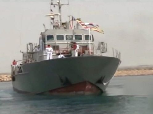 19 killed in Iranian missile firing
