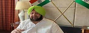 Amarinder asks police to ensure strict compliance with lockdown curbs