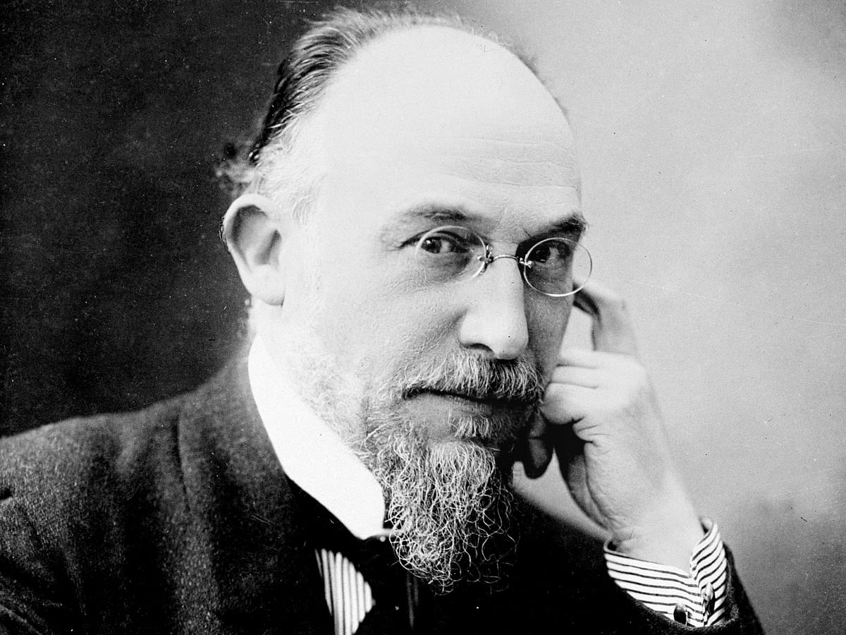 Great Composers - Eric Satie