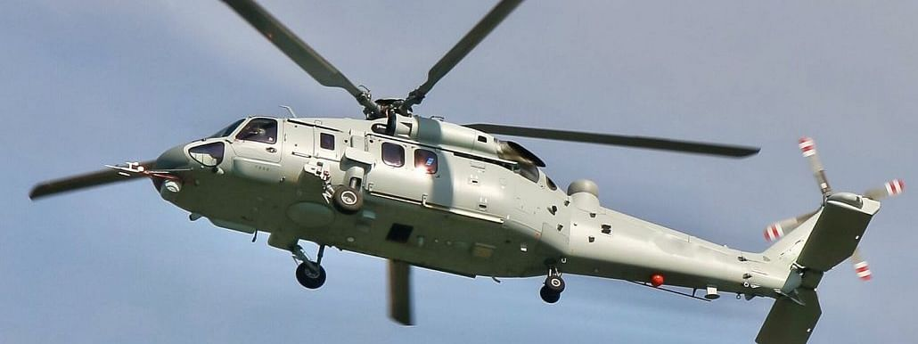 Chinese copters intrude in Himachal