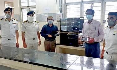 COVID-19: Navy designs, develops equipment for remote monitoring of ICU patients