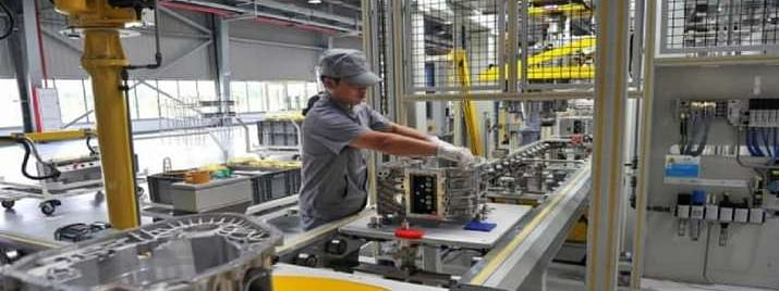 Manufacturing sector hits record low