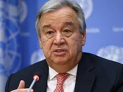 Covid-19 is wake-up call, says UN chief