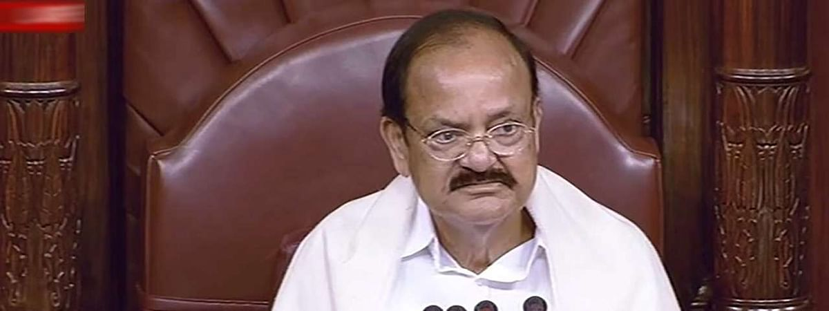 RS Chairman discusses Covid situation with LS Speaker