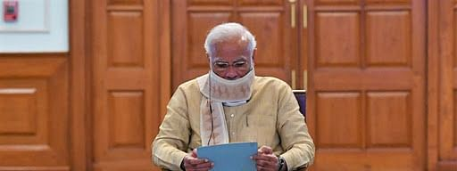 Modi emphasises on reforms in agriculture sector