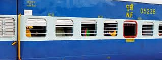 Shramik Express trains depart to WB & Bihar with 3256 passengers on board