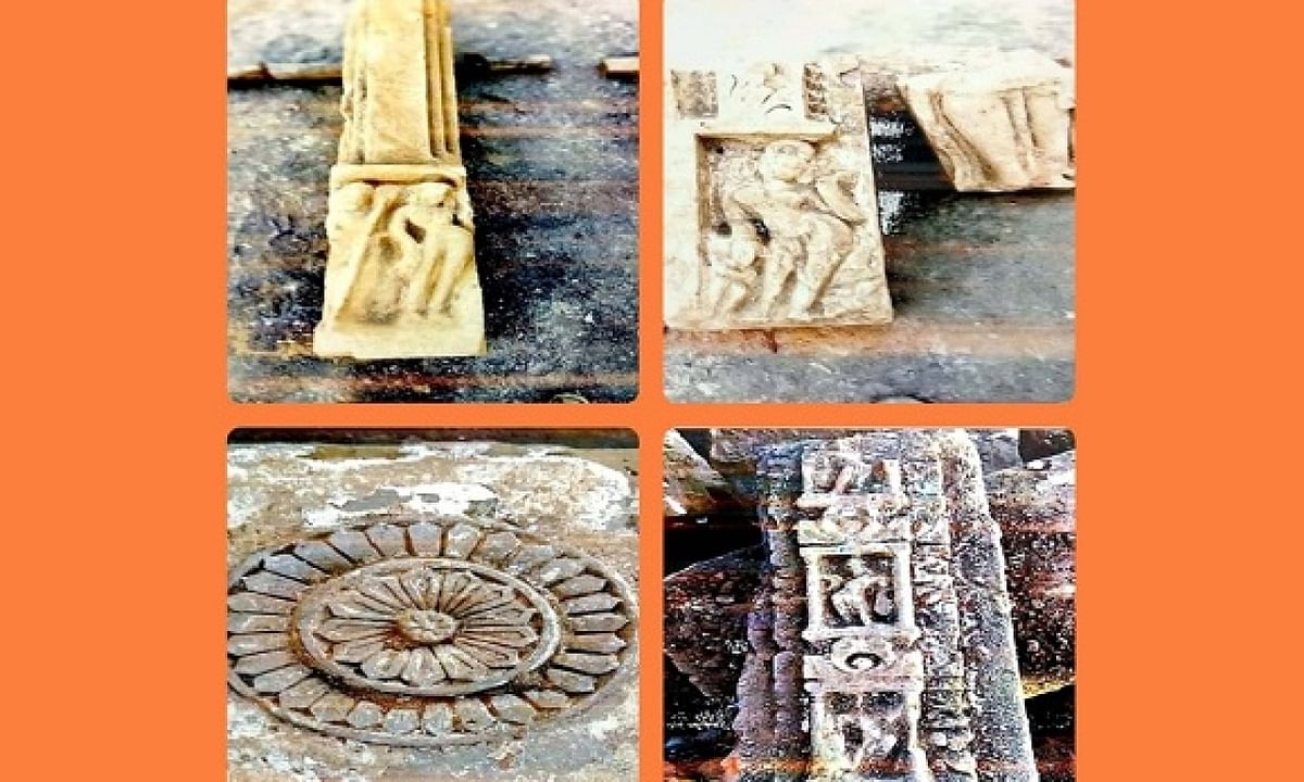 Ancient idols found at Ayodhya site