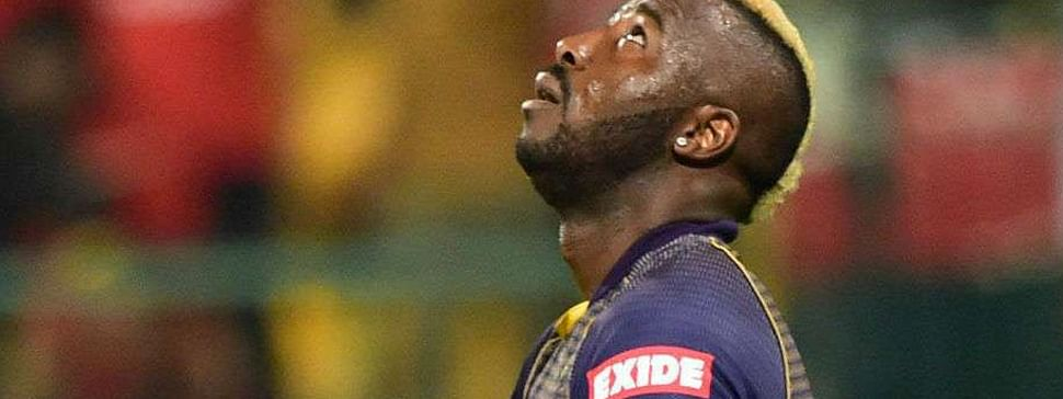 'Would love to be with KKR till I say goodbye to cricket': Andre Russell