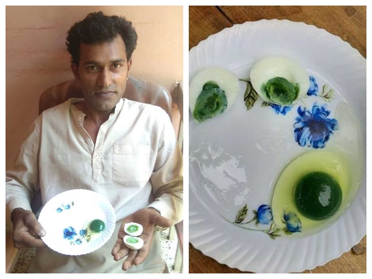 Kerala scientists crack the mystery of green egg yolks