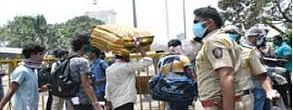 Around 56k migrant workers departed from Thane till now: Collector Rajesh Narvekar