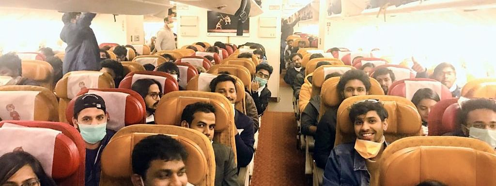 8503 Indians return from abroad in 43 flights under Vande Bharat Mission since May 7