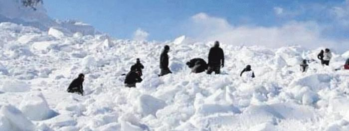 Soldier missing in avalanche at Lugnak La