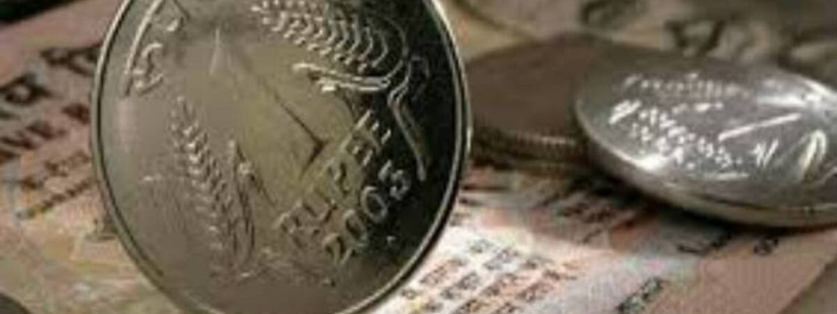 Rupee ends up by 24 paise against USD