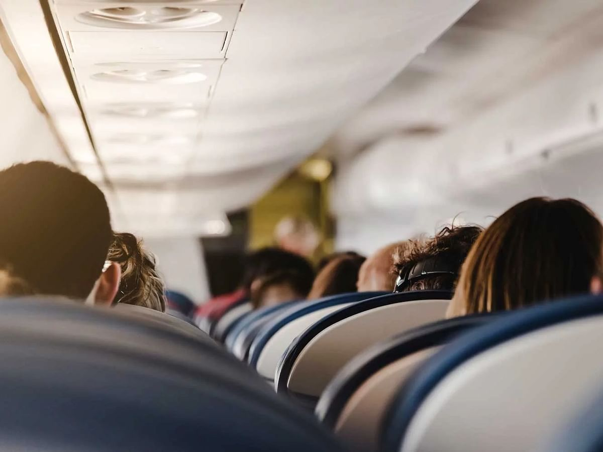 Few flights, fewer passengers
