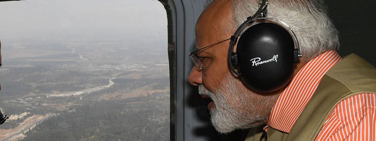 Modi to make aerial survey of north coastal districts of Odisha ravaged by cyclonic storm Amphan