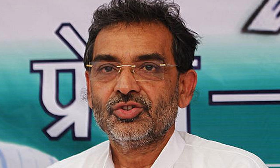 Nitish govt. failed in handling situation after outbreak of Corona pandemic : Kushwaha