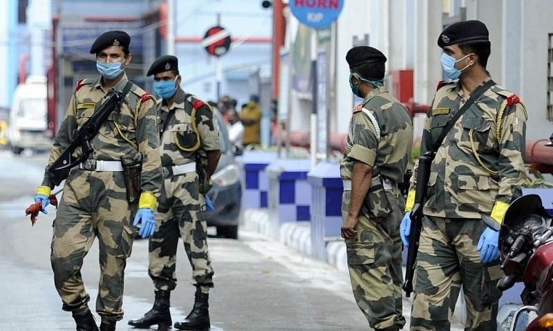 COVID-19: 17 new cases in BSF jawans, 132 active in Tripura