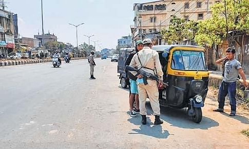 Life limps back in Manipur after easing of lockdown