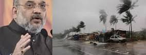 Cyclone Amphan: Shah speaks to Mamata & Patnaik, assures all possible help